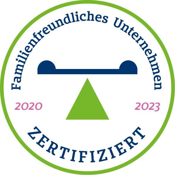 Zertifiziertes Familienfreundliches Unternehmen